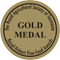 GOLD CHAMPION MEDAL